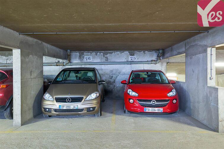 Parking Porte d'Orléans 75014