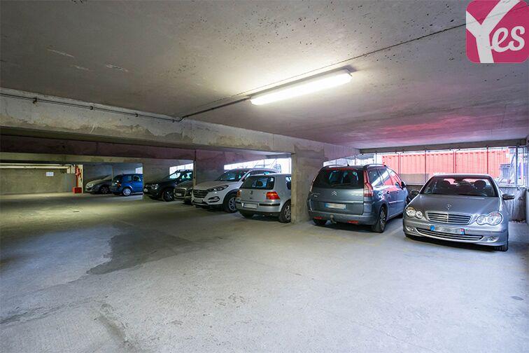 Parking Porte d'Orléans box