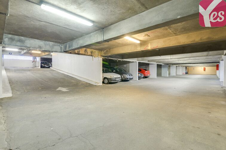 Parking Médiathèque Alexandre Jardin - Asnières-sur-Seine box