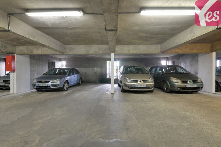 Parking Médiathèque Alexandre Jardin - Asnières-sur-Seine location mensuelle