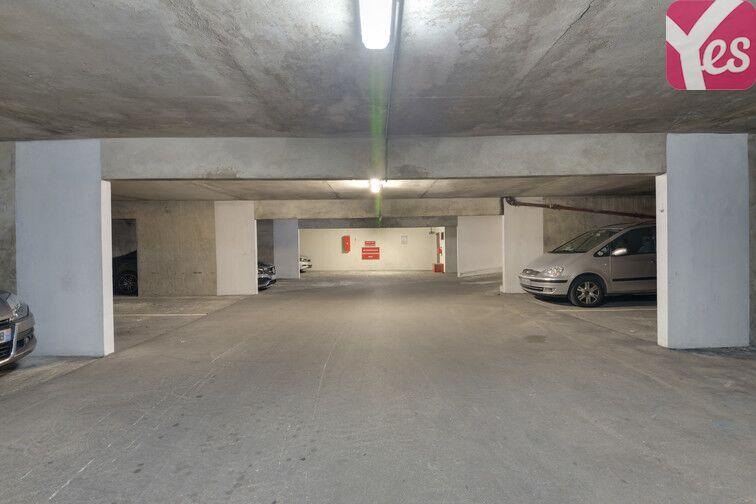 Parking Médiathèque Alexandre Jardin - Asnières-sur-Seine à louer