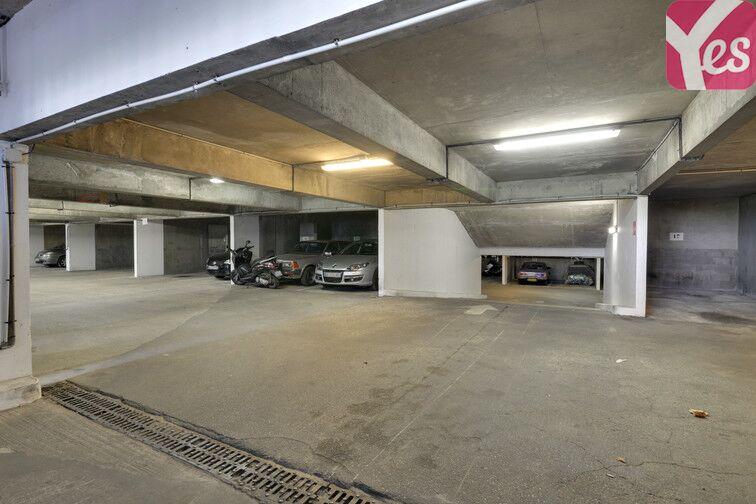 Parking Médiathèque Alexandre Jardin - Asnières-sur-Seine avis
