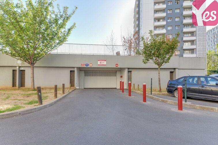 Parking Médiathèque Alexandre Jardin - Asnières-sur-Seine caméra