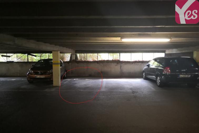 Parking Parc des Olympiades - Fontenay-sous-Bois gardien