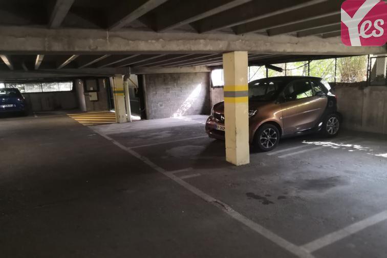 Parking Parc des Olympiades - Fontenay-sous-Bois box