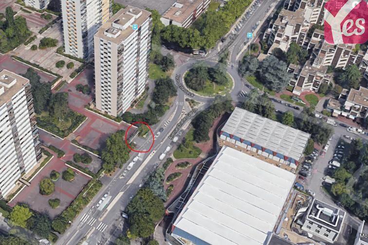 Parking Parc des Olympiades - Fontenay-sous-Bois souterrain