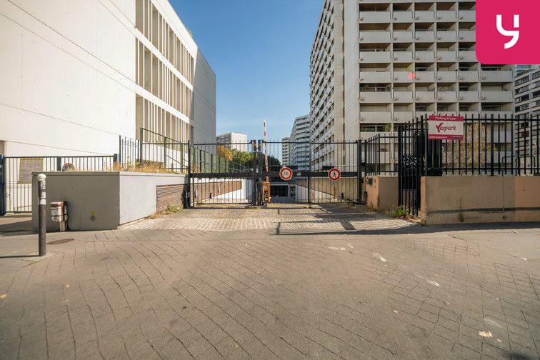 Parking Ancienne gare de Reuilly - Paris 12 (place double) 75012