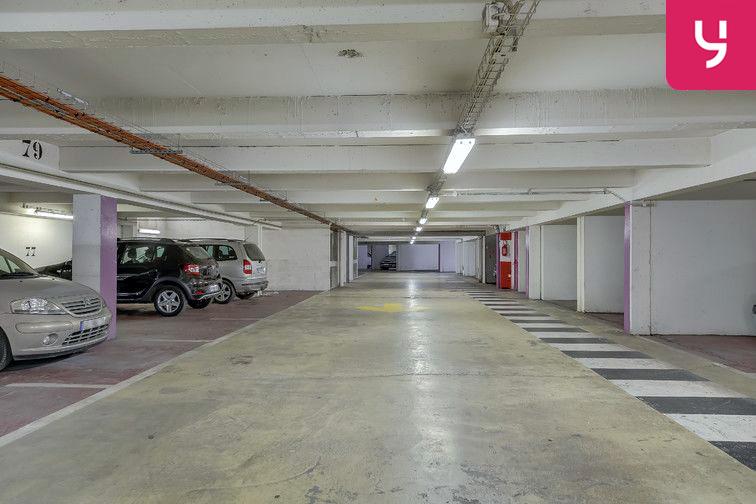 Parking Ancienne gare de Reuilly - Paris 12 (place double) sécurisé