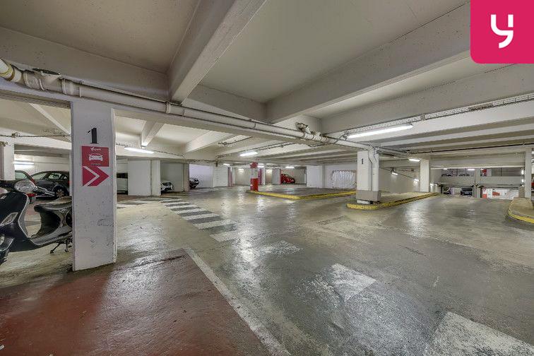 Parking Ancienne gare de Reuilly - Paris 12 (place double) box