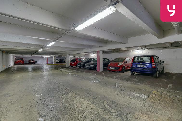 Parking Ancienne gare de Reuilly - Paris 12 (place double) en location