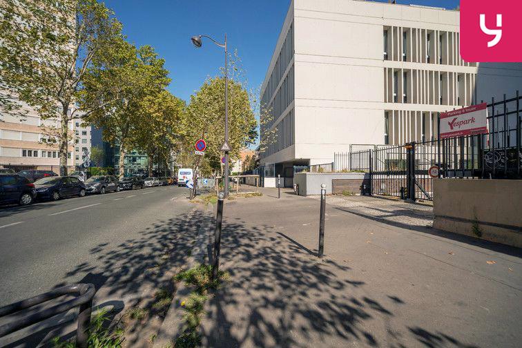 Parking Ancienne gare de Reuilly - Paris 12 (place double) 109 rue de Reuilly