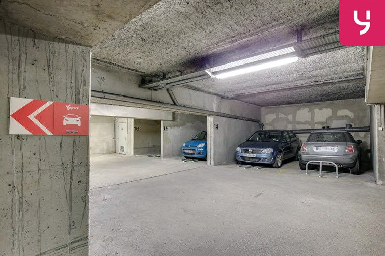 Parking Pernety - Paris 14 (place moto) location