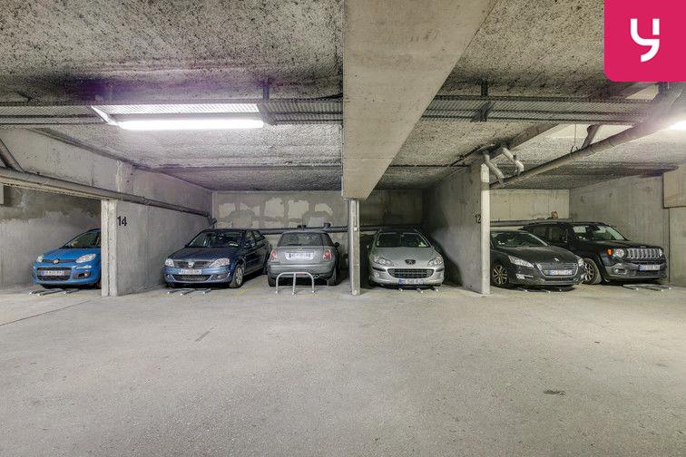 Parking Pernety - Paris 14 (place moto) garage