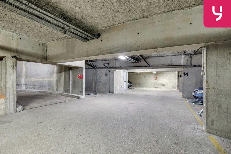 Parking Pernety - Paris 14 (place moto) souterrain