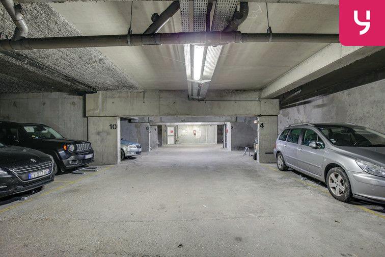 Parking Pernety - Paris 14 (place moto) 75014