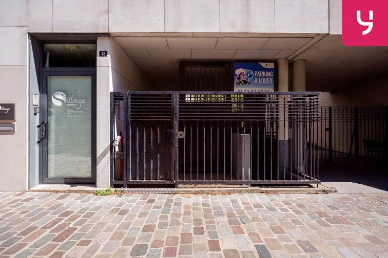 Parking Parc de Bercy - Paris 12 (place double) pas cher