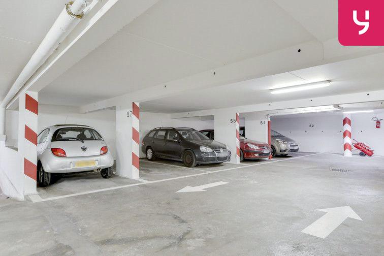 Parking Parc de Bercy - Paris 12 (place double) sécurisé