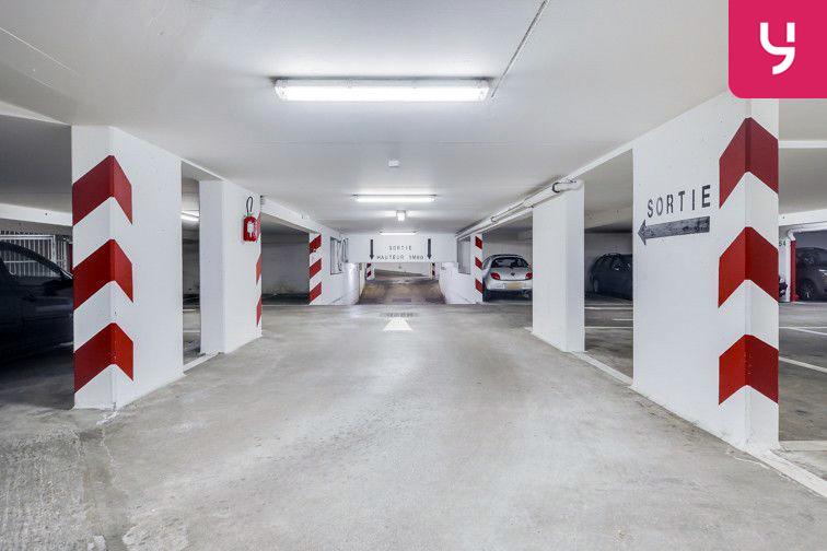 Parking Parc de Bercy - Paris 12 (place double) souterrain