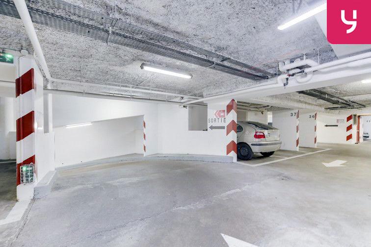 Parking Parc de Bercy - Paris 12 (place double) 37 rue Gabriel Lamé