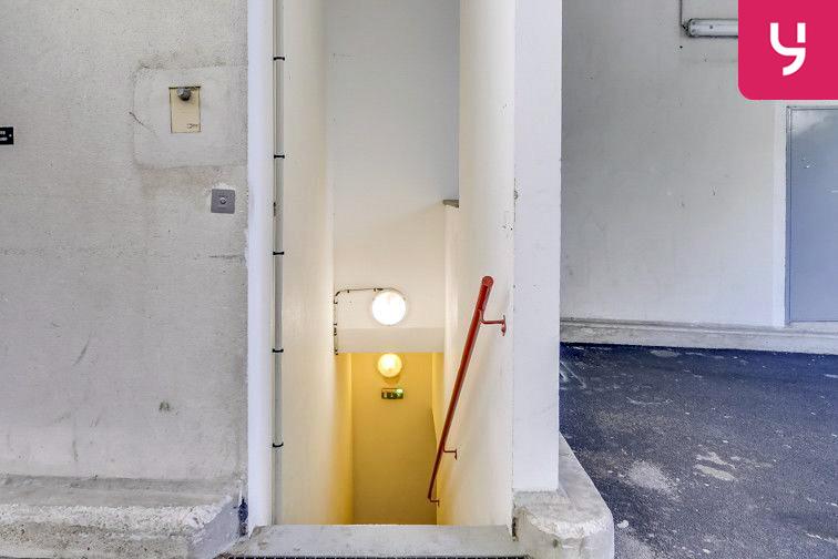 Parking Parc de Bercy - Paris 12 (place double) garage