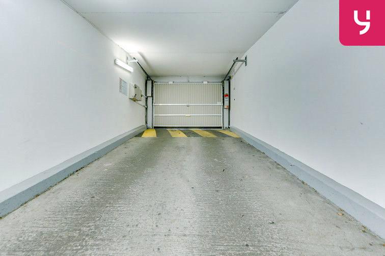 Parking Parc de Bercy - Paris 12 (place double) caméra