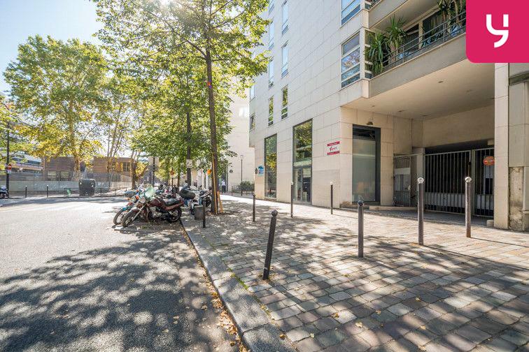 Parking Parc de Bercy - Paris 12 (place double) box
