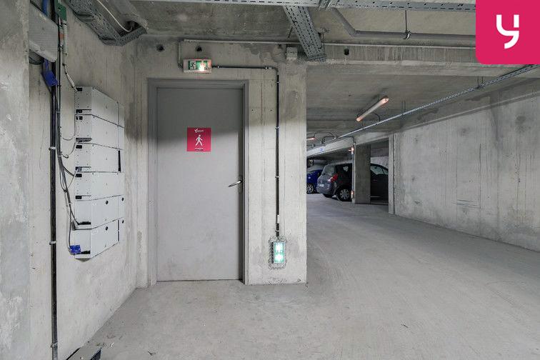 Parking Marseille 10 - La Capelette (place double) souterrain
