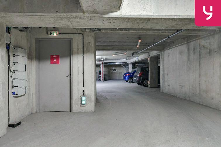 Parking Marseille 10 - La Capelette (place double) avis