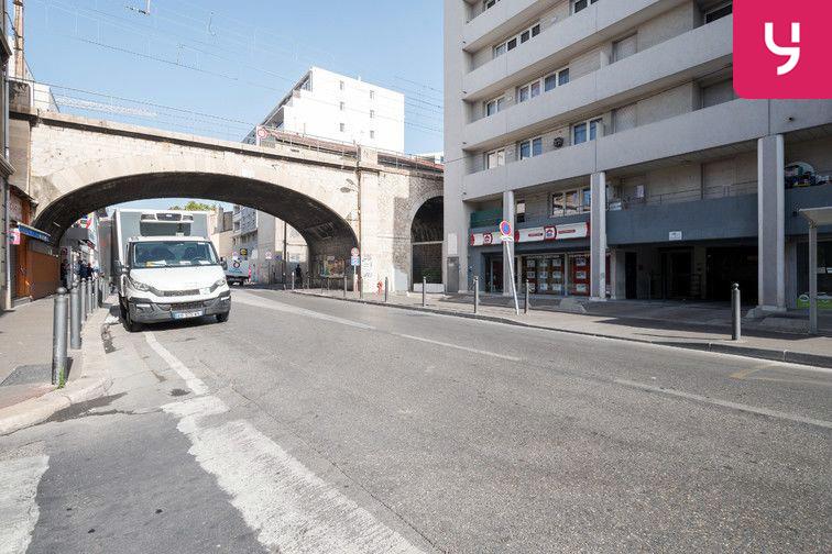 Parking Marseille 10 - La Capelette (place double) sécurisé
