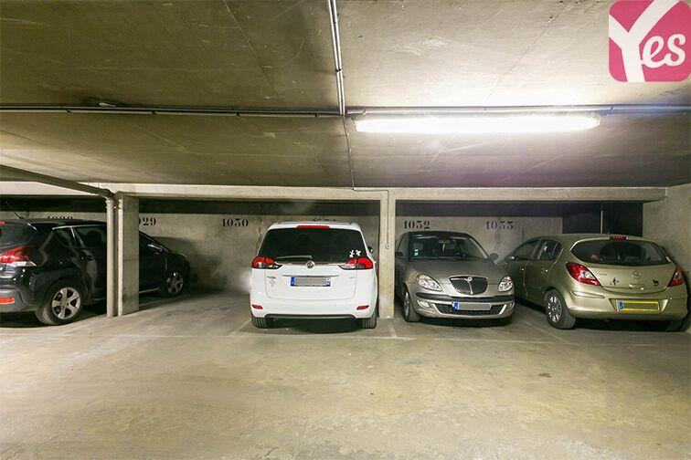 Parking Quai d'Asnières-sur-Seine - Villeneuve-la-Garenne location