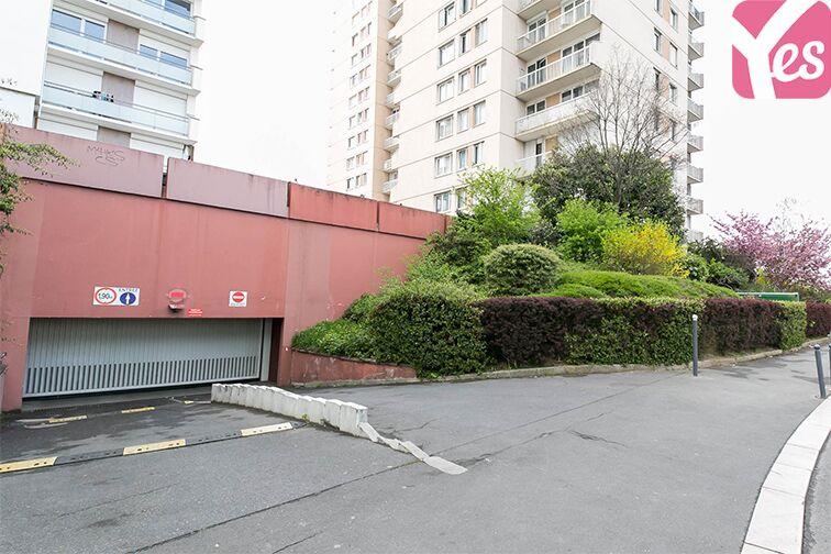 Parking Quai d'Asnières-sur-Seine - Villeneuve-la-Garenne en location