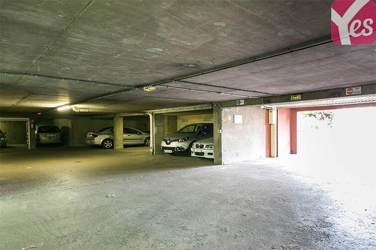 Parking Quai d'Asnières-sur-Seine - Villeneuve-la-Garenne souterrain