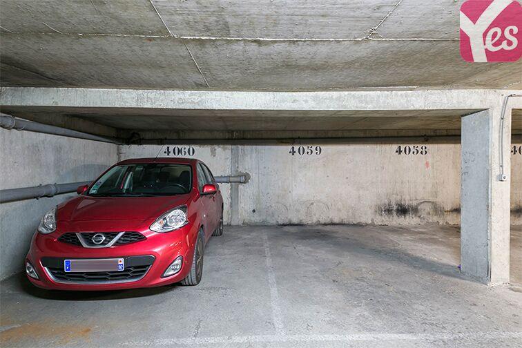 Parking Quai d'Asnières-sur-Seine - Villeneuve-la-Garenne sécurisé