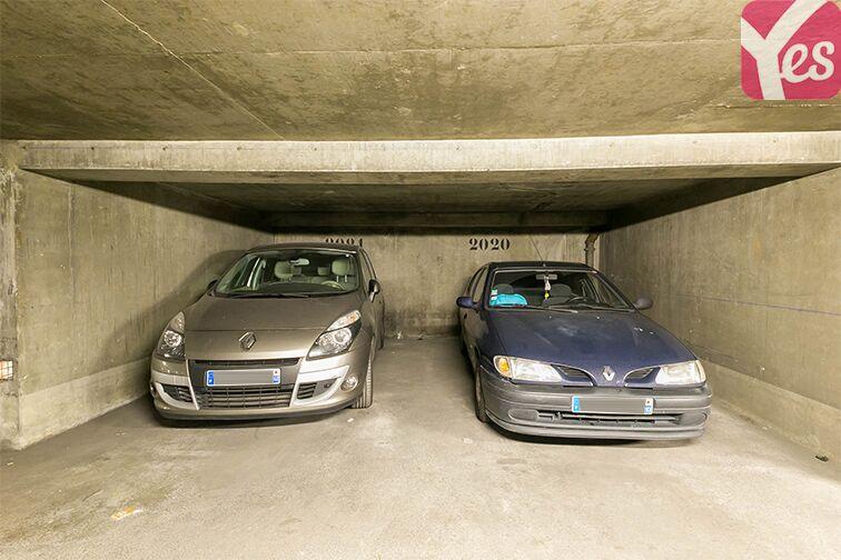 Parking Quai d'Asnières-sur-Seine - Villeneuve-la-Garenne à louer