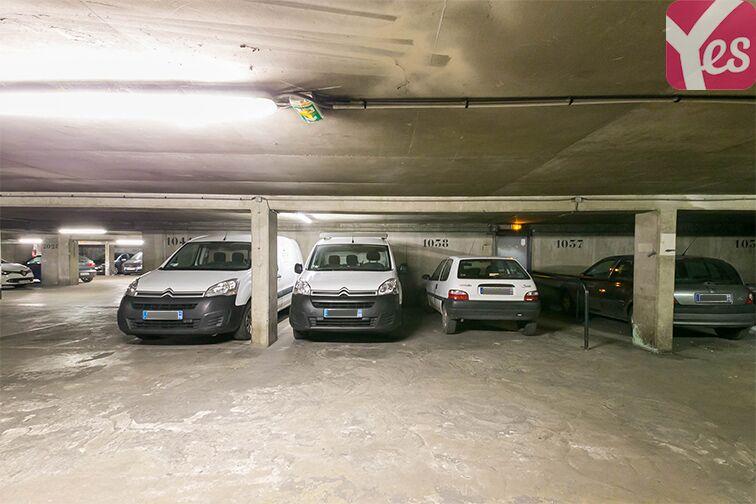 Parking Quai d'Asnières-sur-Seine - Villeneuve-la-Garenne 92390