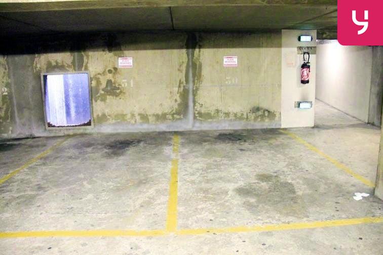 Parking Gare Vaugirard - Paris 15 - Places motos location mensuelle