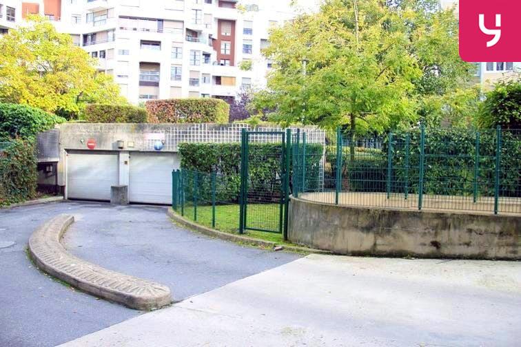 location parking Gare Vaugirard - Paris 15 - Places motos