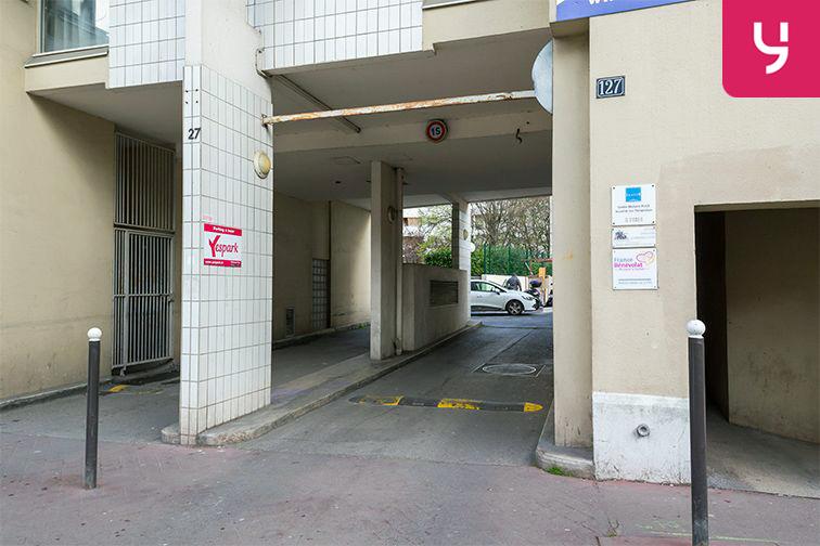 Parking Gare Vaugirard - Paris 15 (place moto) pas cher