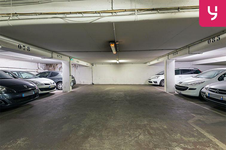 Parking Gare Vaugirard - Paris 15 (place moto) location