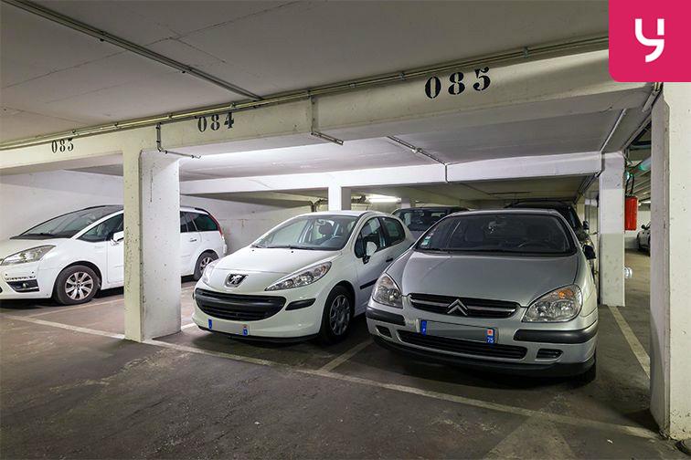 Parking Gare Vaugirard - Paris 15 (place moto) garage