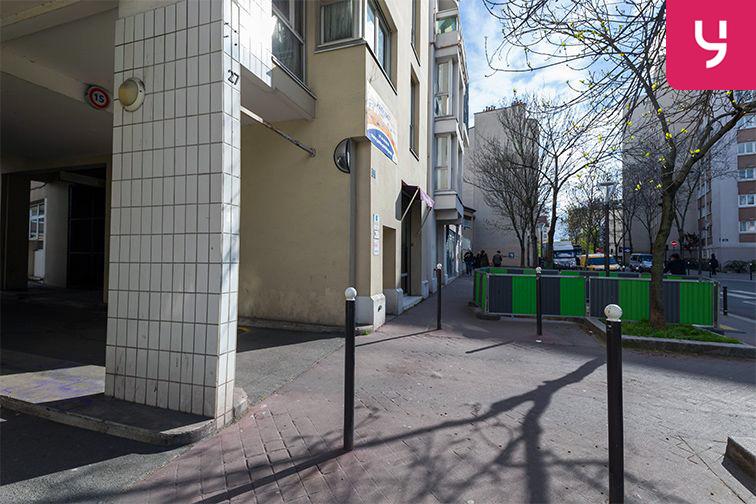 Parking Gare Vaugirard - Paris 15 (place moto) 24/24 7/7