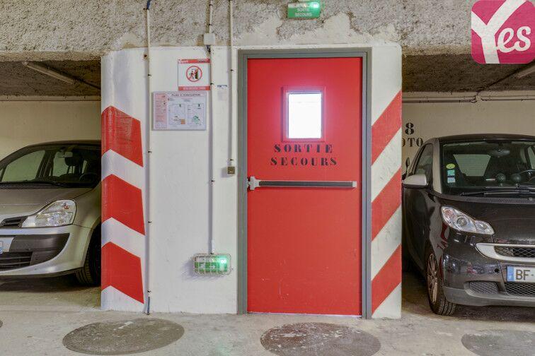 Parking La Bellevilloise - Paris 20 en location