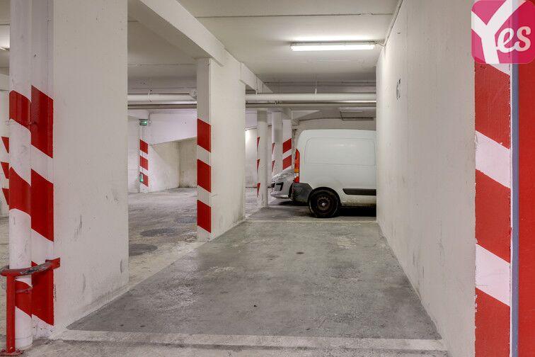 Parking La Bellevilloise - Paris 20 avis