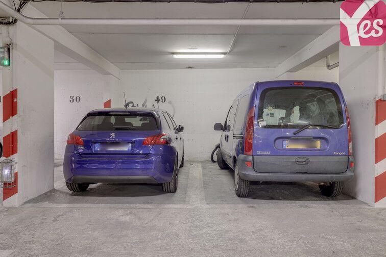 Parking La Bellevilloise - Paris 20 pas cher
