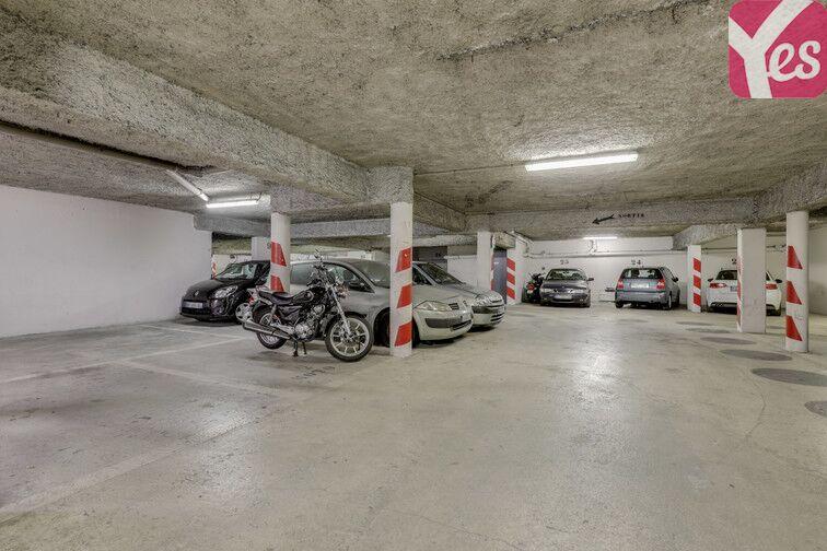Parking La Bellevilloise - Paris 20 à louer