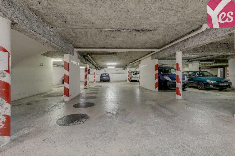Parking La Bellevilloise - Paris 20 box