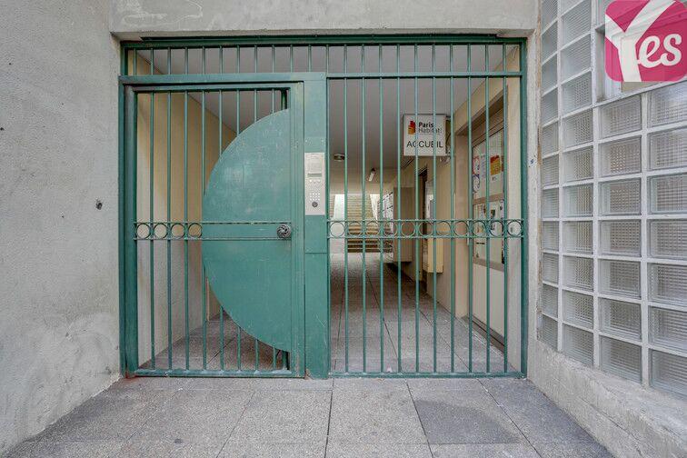 Parking La Bellevilloise - Paris 20 location mensuelle