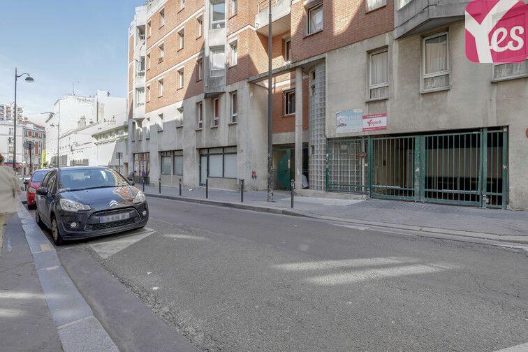 Parking La Bellevilloise - Paris 20 18 rue Henri Chevreau