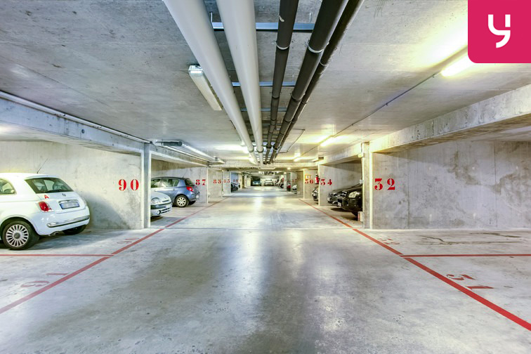 parking to rent Amsterdam-Zuid