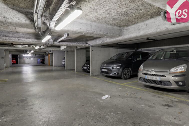 Parking Mairie - Gare - Alfortville Alfortville